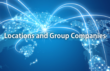 Locations and Group Companies